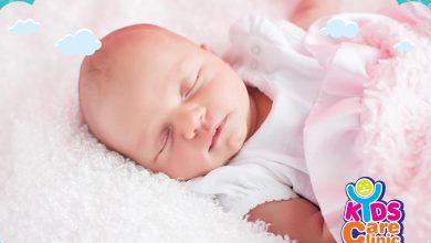 Photo of النوم ومشاكله عند الأطفال (الشهر الثالث من عمر الطفل)