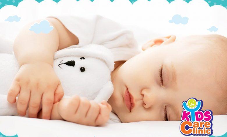 النوم ومشاكله عند الأطفال