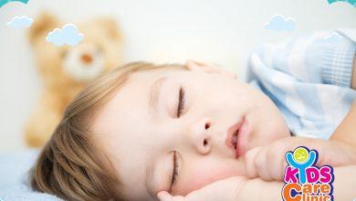 Photo of النوم ومشاكله عند الأطفال (بعد سن عام)