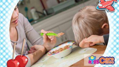 Photo of مشاكل الأكل في السنة الثانية من العمر