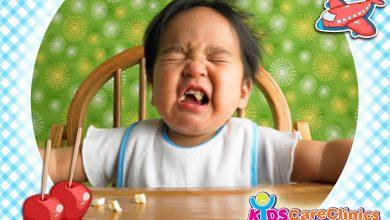 Photo of مشاكل الأكل عند الأطفال (من سن 10 – 12 شهر)
