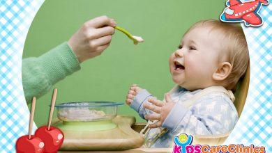 Photo of مشاكل الأكل عند الأطفال (من سن 6 – 8 شهور)