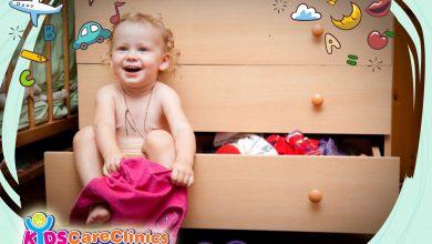 Photo of لماذا يفضل الأطفال تحت عمر السنتين خلع ملابسهم؟