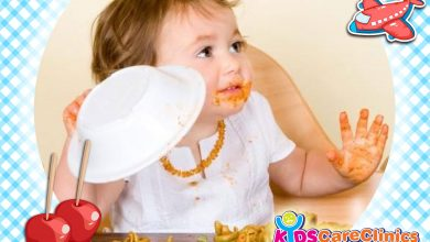 Photo of التصرفات السلبية للطفل أثناء الطعام