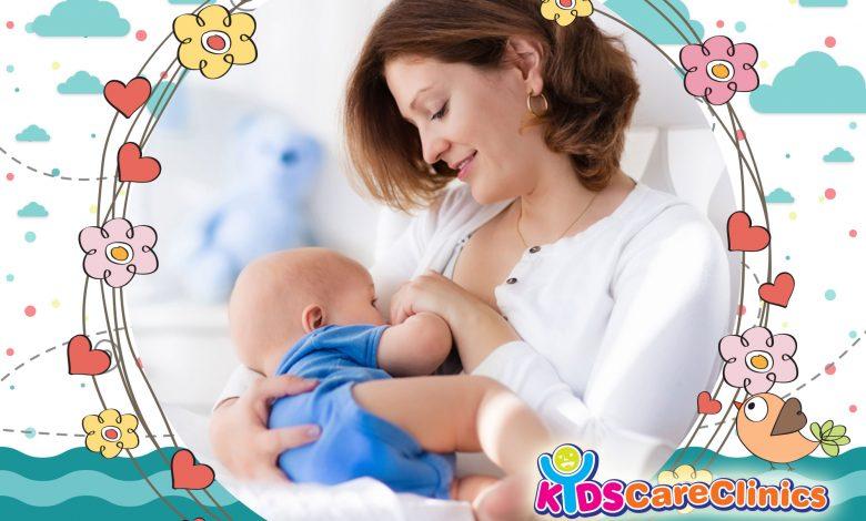 حل جميع مشاكل الرضاعة الطبيعية