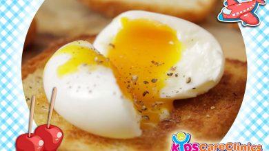 Photo of أهمية البيض لنمو طفلك