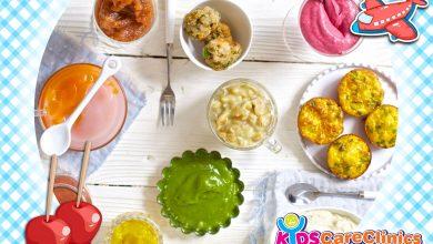 Photo of وصفات طعام للأطفال والرضع صحية وسريعة