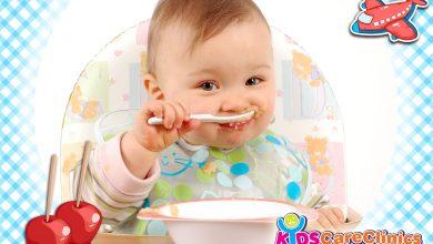 Photo of برنامج غذاء يومي لطفل رضيع