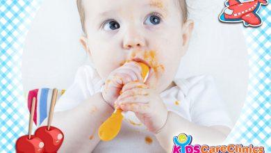 Photo of نصائح بداية إدخال الطعام للأطفال الرضع