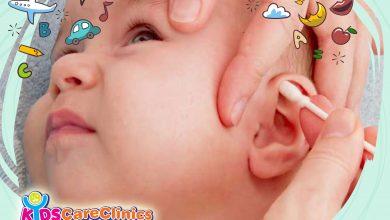 Photo of هل تنظيف الأذن للأطفال بحامل القطن (الودّانة) طريقة آمنة أم ضارة؟
