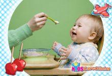 Photo of برنامج غذائي للرضع في مراحل بداية إدخال الطعام الصلب
